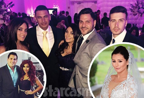 JWoww wedding Jersey Shore cast Reunion