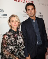 The Beverly Hilton 60th 'Diamond' Anniversary Celebration at the Aqua Star Pool - Arrivals  Featuring: Kaley Cuoco, Ryan Sweeting Where: Los Angeles, California, United States When: 21 Aug 2015 Credit: FayesVision/WENN.com