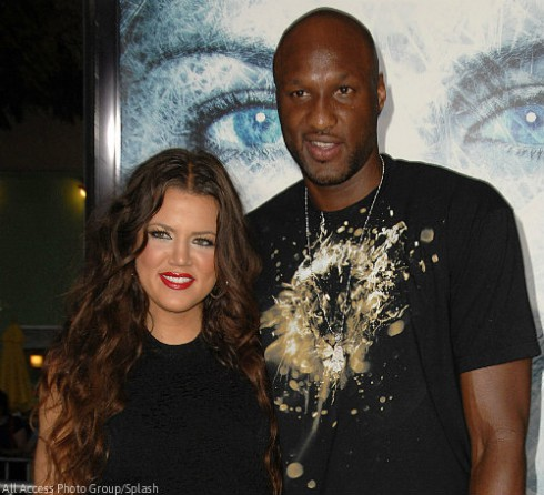 Khloe Kardashian and Lamar Odom Divorce Off