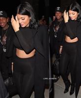 Kylie Jenner and Tyga drama 3