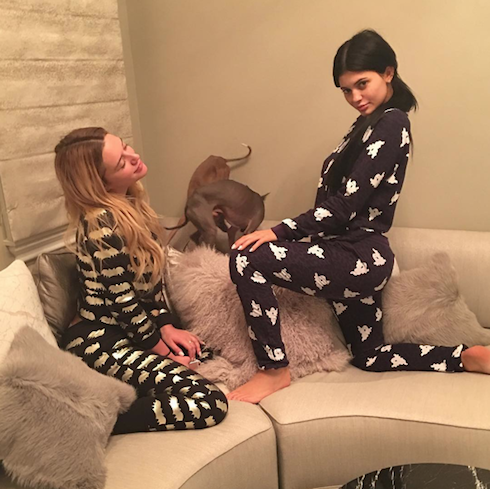 Kylie Jenner pooped herself 2