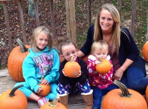 Leah Messer Custody - October 2015