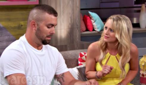 Leah Messer vs Corey Simms