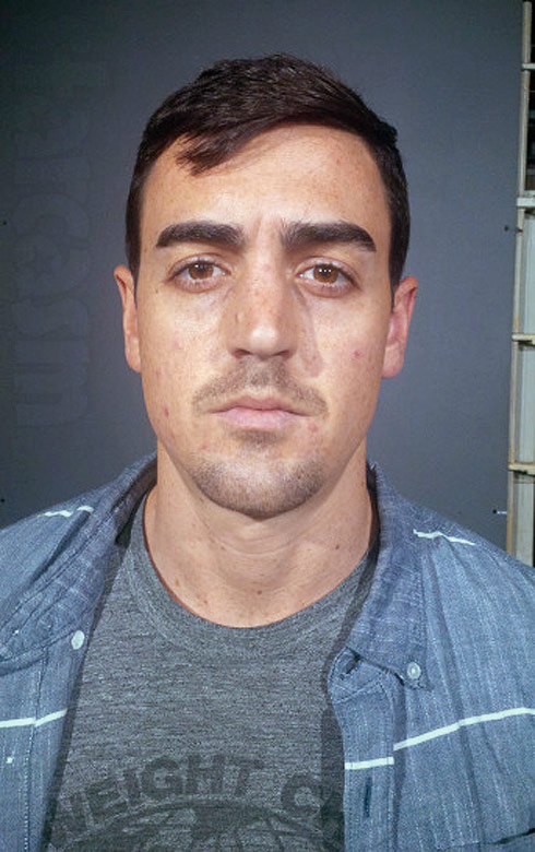 Lindsay Lohan S Brother Michael Lohan Jr Arrested For Fake