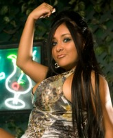 Snooki on Jersey Shore TN