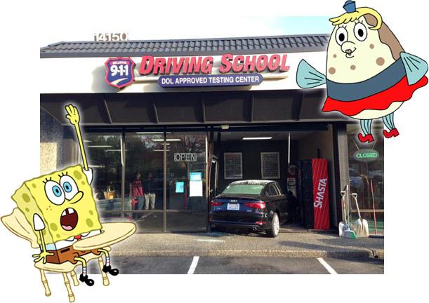 Spongebob_Driving_School