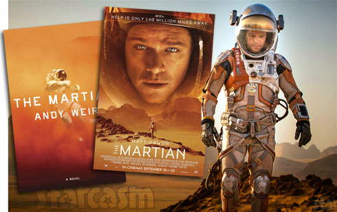 a comparison of the novel martian and the movie adaptation Andy weir's the martian tells the story of mark watney, a nasa astronaut stranded on mars he must improvise and innovate to survive nasa is already working on some of the technologies he uses to try to stay alive.