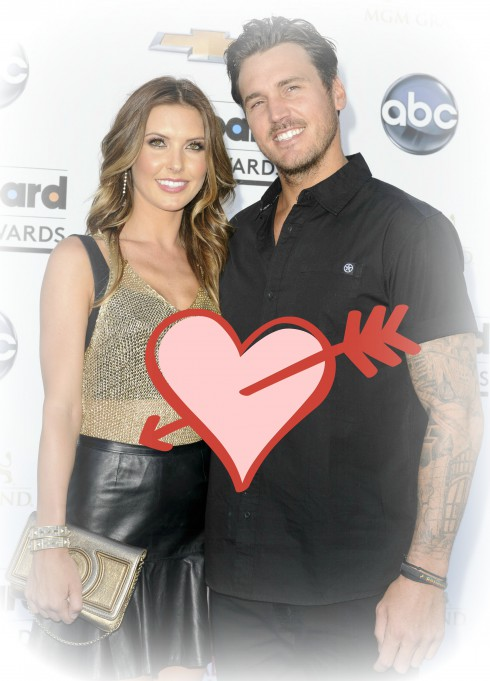 Audrina and Corey BTN