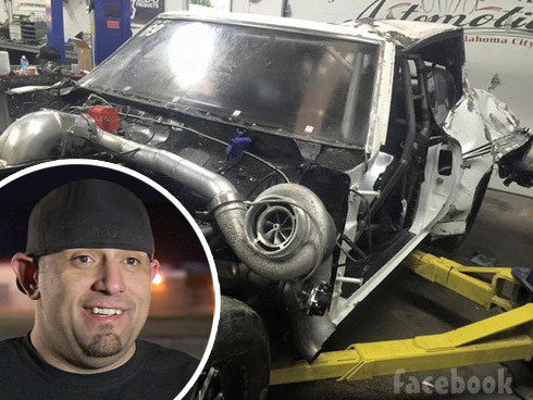 Street Outlaws Justin Big Chief Shearer Crash Update To Be