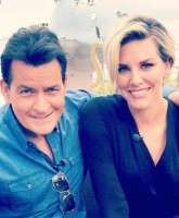 Charlie Sheen love life 2