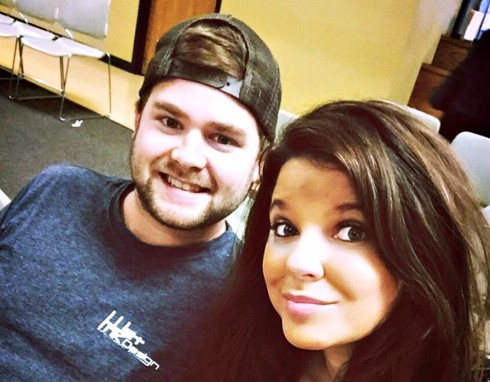 Dillon King and Amy Duggar King - Brad Paisley CMT Joke About Josh Duggar