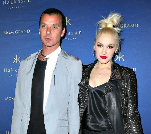 Hakkasan Las Vegas Celebrates First Anniversary inside MGM Grand Hotel & Casino Featuring: Gavin Rossdale,Gwen Stefani Where: Las Vegas, Nevada, United States When: 26 Apr 2014 Credit: Judy Eddy/WENN.com