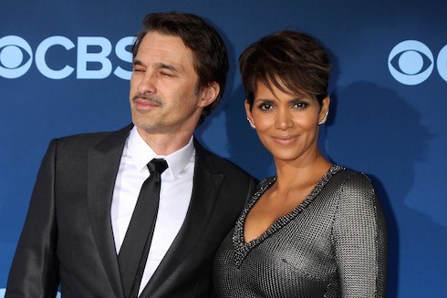 CBS Television presents 'Extant' premier screening and party - Arrivals  Featuring: Olivier Martinez,Halle Berry Where: Los Angeles, California, United States When: 17 Jun 2014 Credit: Nikki Nelson/WENN.com