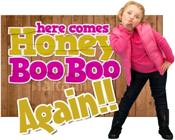 Here Comes Honey Boo Boo Again new reality show