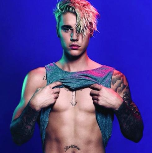 Justin Bieber Recent Images