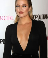 Cosmopolitan Magazine's 50th Anniversary Party  Featuring: Khloe Kardashian Where: Los Angeles, California, United States When: 13 Oct 2015 Credit: Nicky Nelson/WENN.com