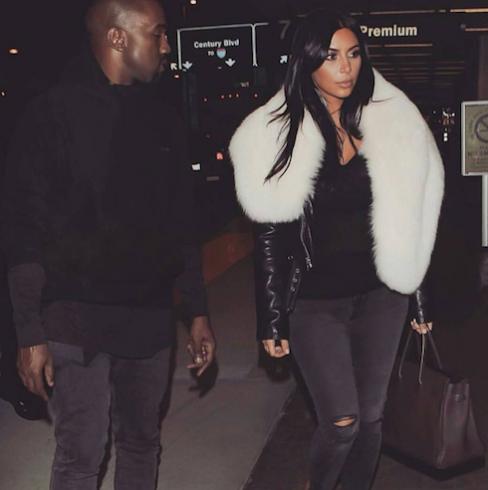 Kim Kardashian pregnancy update 1