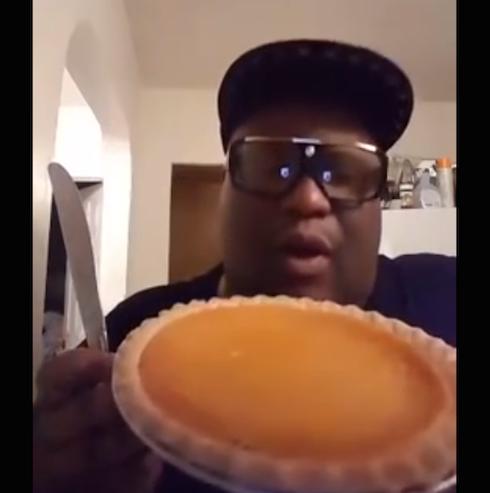 Patti LaBelle sweet potato pie viral video 2