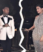 Tyga and Kylie BTN