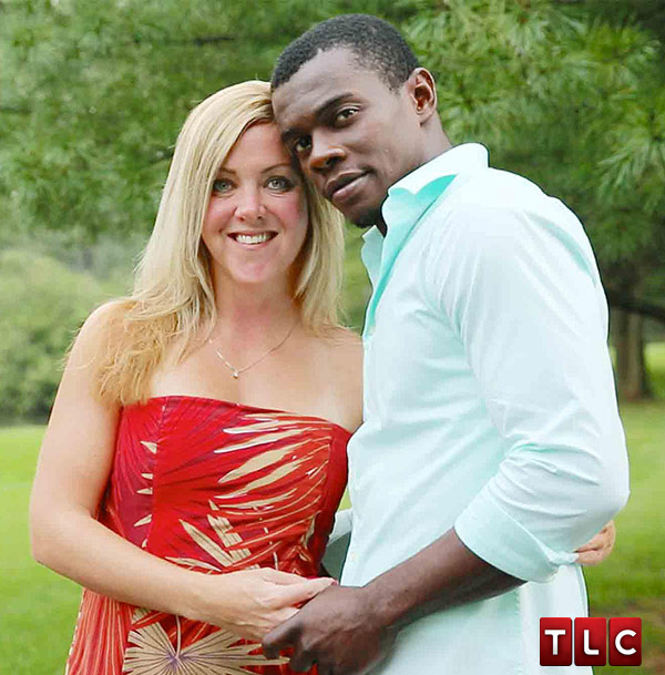 90 Day Fiance Melanie and Devar