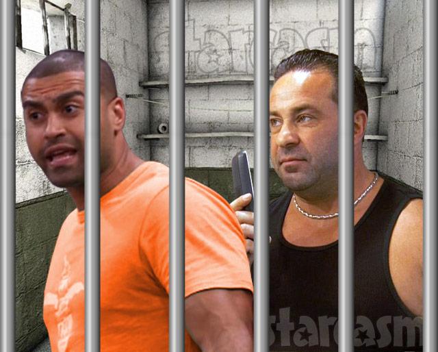 Apollo Nida and Joe Giudice to be in the same prison
