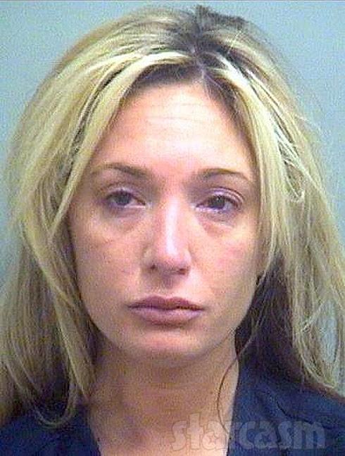 Below Decks Samantha Orme mug shot photo from DUI, hit