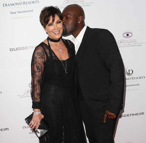 Admirable Corey Gamble Bought Kris Jenner An Engagement Ring With Her Own Hairstyles For Women Draintrainus