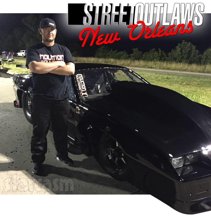 Street Outlaws New Orleans Featuring Kye Kelley To