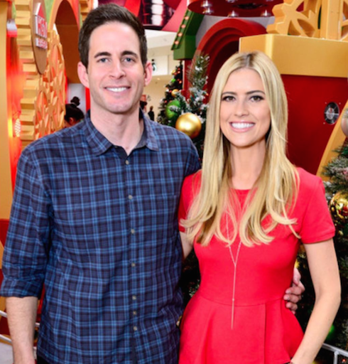 Video flip or flop 39 s tarek el moussa meets the fan who for Tarek christina el moussa