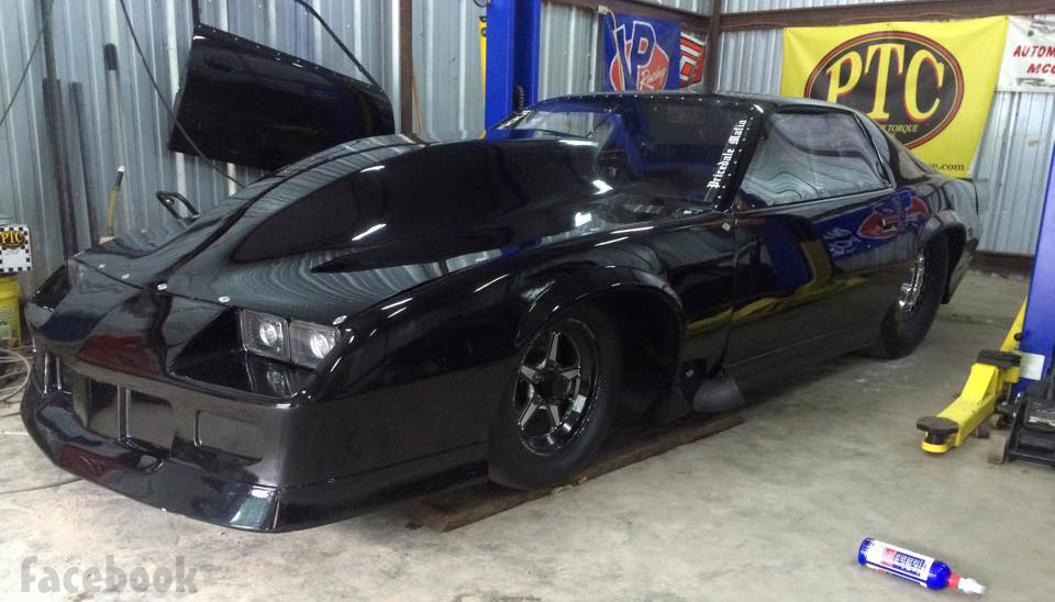 Street Outlaws Kye Kelley New Car