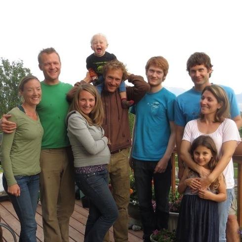 Otto kilcher children alaska the last frontier update kilcher family