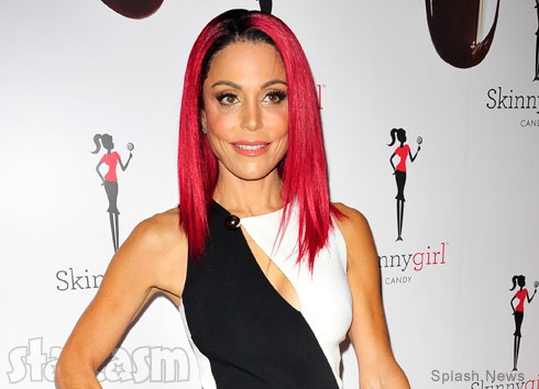 Bethenny Frankel new hair