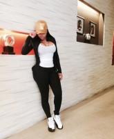 Blac Chyna and Rob Kardashian 1
