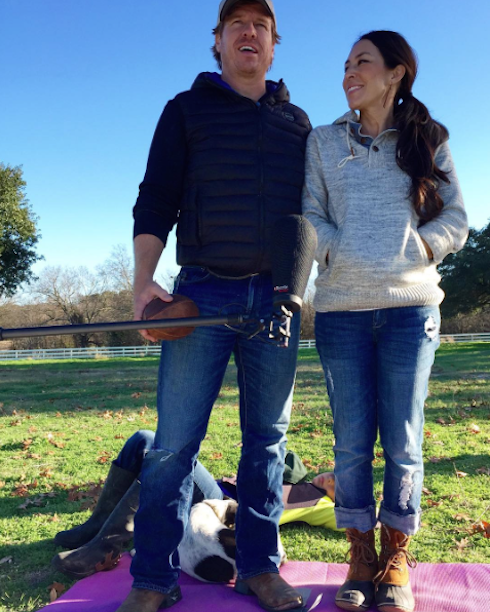 Chip Joanna Gaines Net Worth White House Secrets