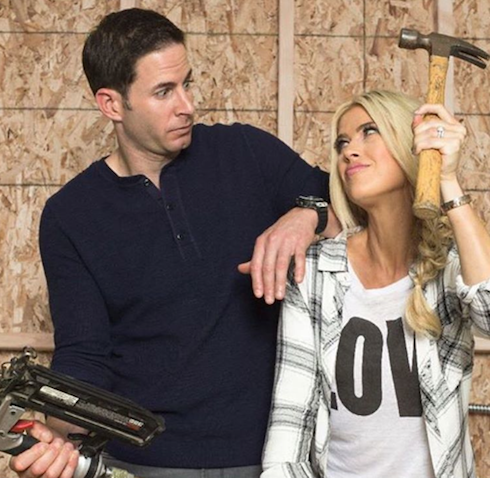 how much do hgtv stars make tarek and christina property