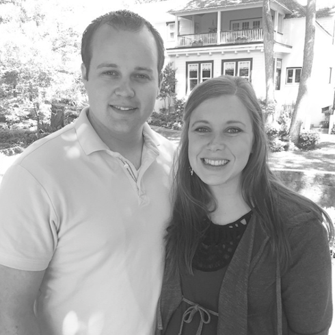 Josh Duggar and Danica Dillon 2