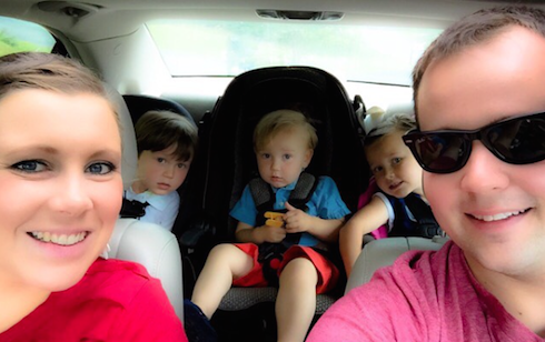 Josh Duggar jail update 3
