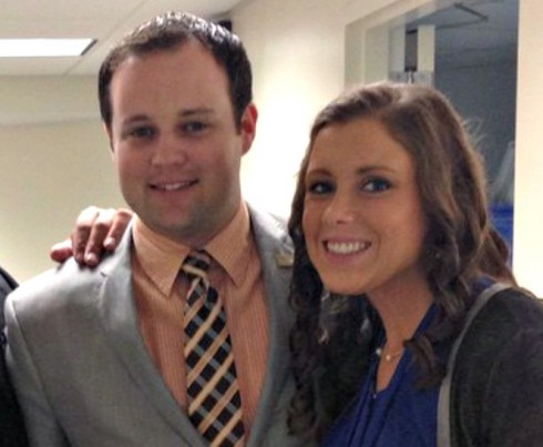 Josh and Anna Duggar Together