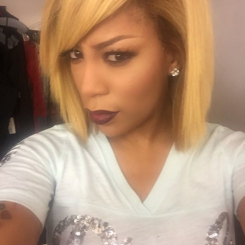 PHOTOS How much plastic surgery has K. Michelle had ... K Michelle Before And After Body