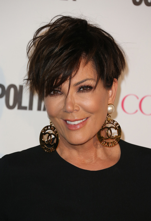 Cosmopolitan Magazine's 50th Birthday Celebration - Arrivals Featuring: Kris Jenner Where: Los Angeles, California, United States When: 12 Oct 2015 Credit: FayesVision/WENN.com