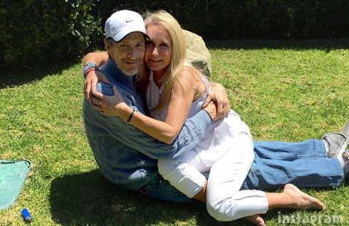 Monty Brinson and Kim Richards