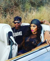 Stevie J and Joseline 3
