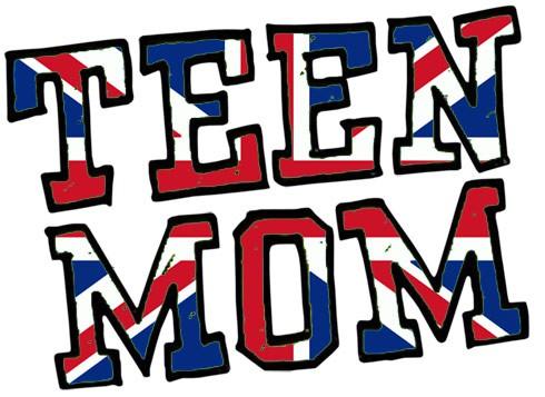 Teen Mom UK logo