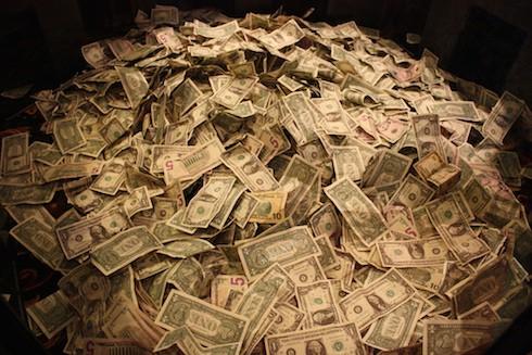 Billion Dollar Wreck treasure