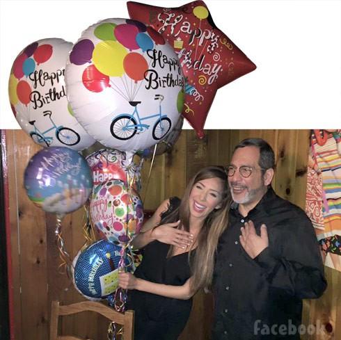 Farrah Abraham dad Michael's birthday