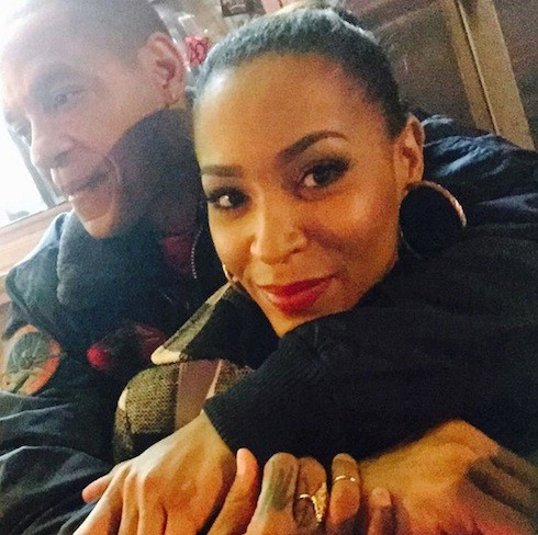 Is Amina Buddafly still with Peter Gunz 2