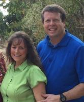 Jim Bob and Michelle Duggar in Central America TN