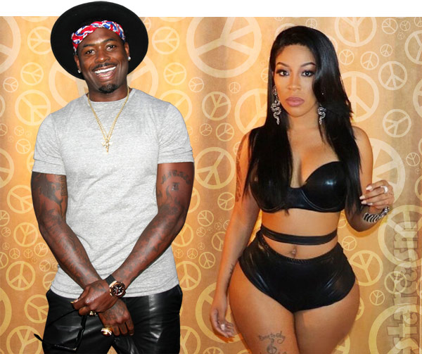 Michelle And Memphitz Pictures Together k michelle and memphitz make ... K Michelle