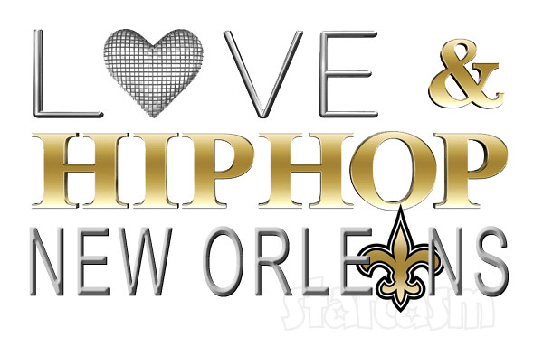 Love and Hip Hop New Orleans logo
