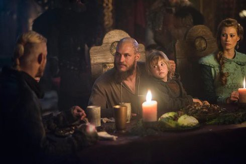 more vikings season 4 spoilers is travis fimmel leaving